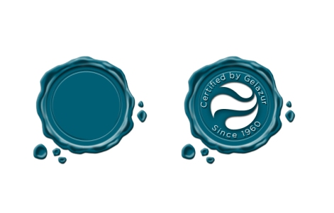 Certified by Gelazur since 1960