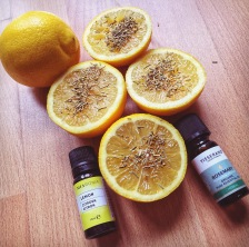Lemon & Rosemary